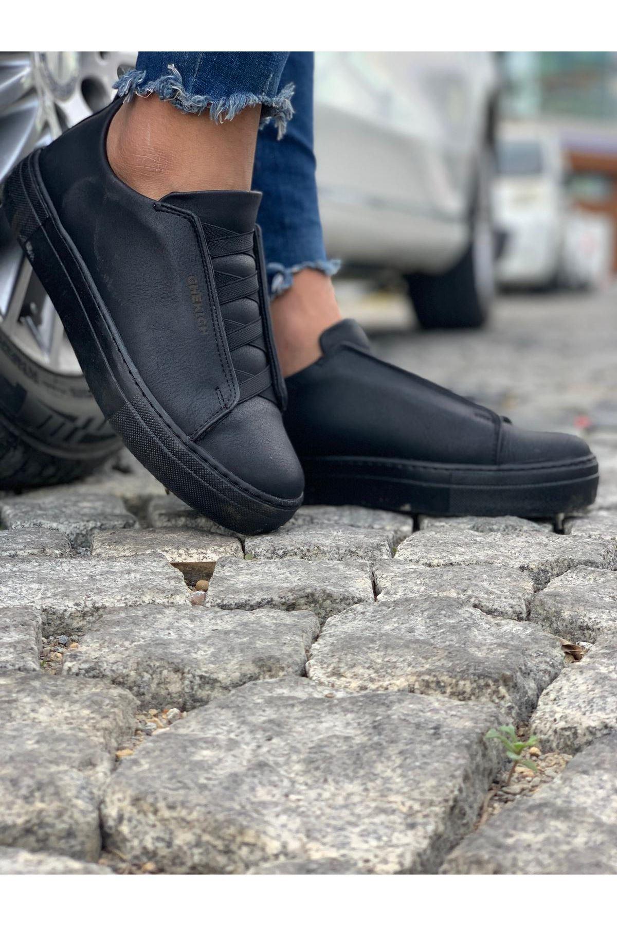 Chekich CH013 ST  Erkek Ayakkabı SIYAH