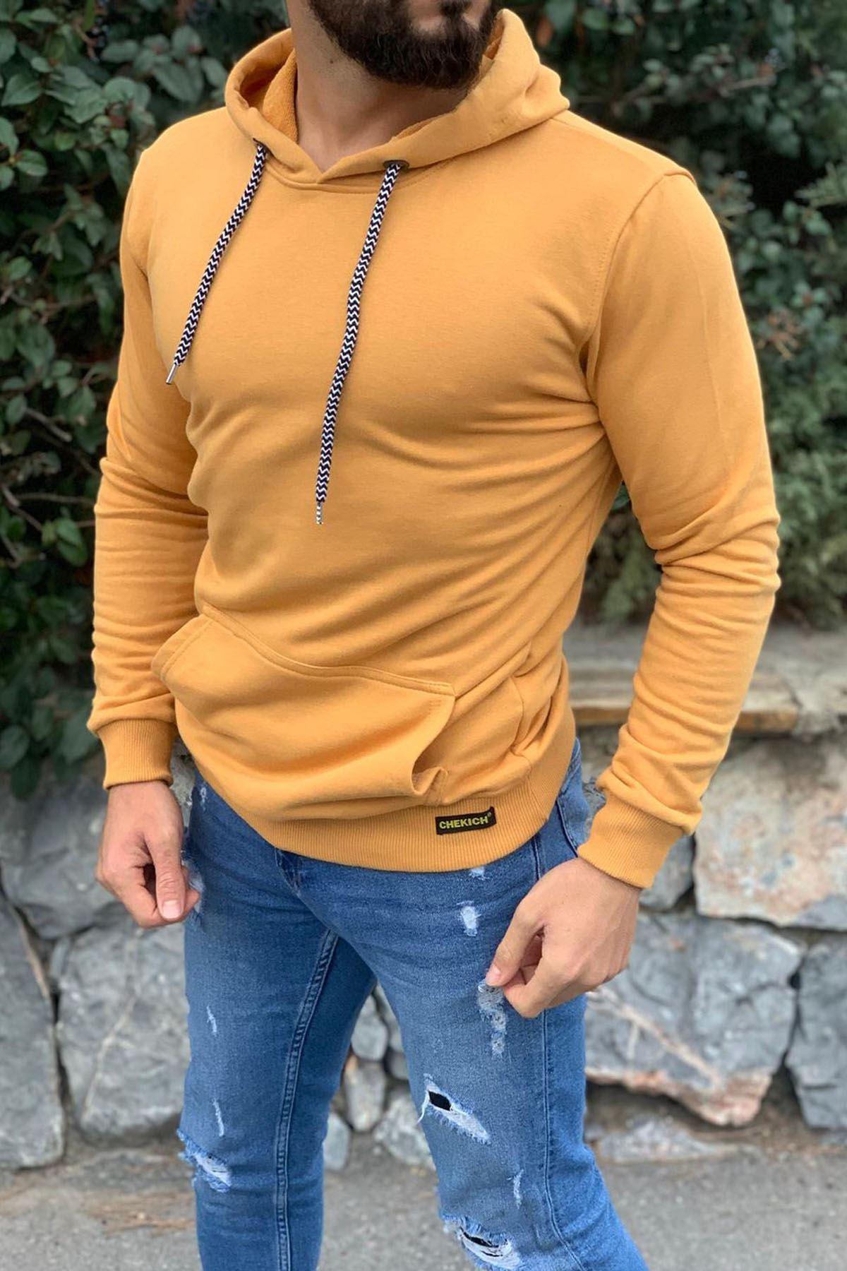 Kapüşonlu Sweatshirt HARDAL