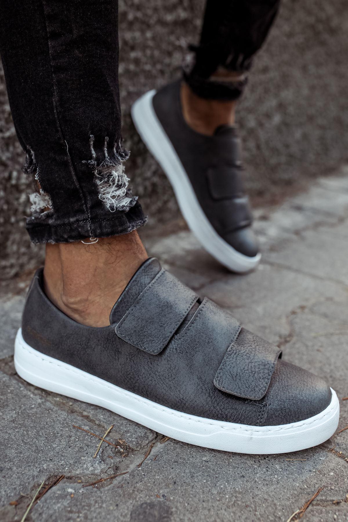 Chekich CH007 BT  Erkek Ayakkabı ANTRASIT