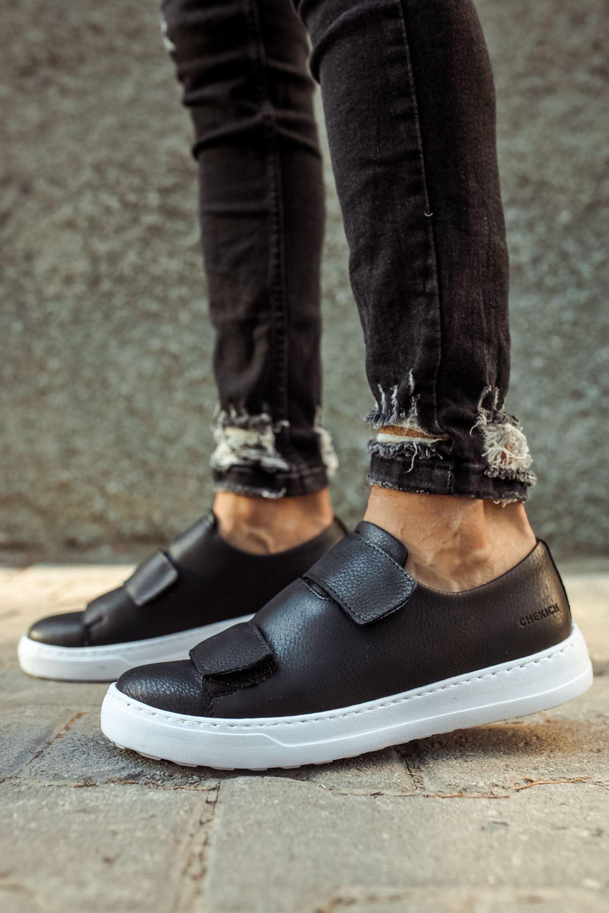 Chekich CH007 BT  Erkek Ayakkabı SIYAH