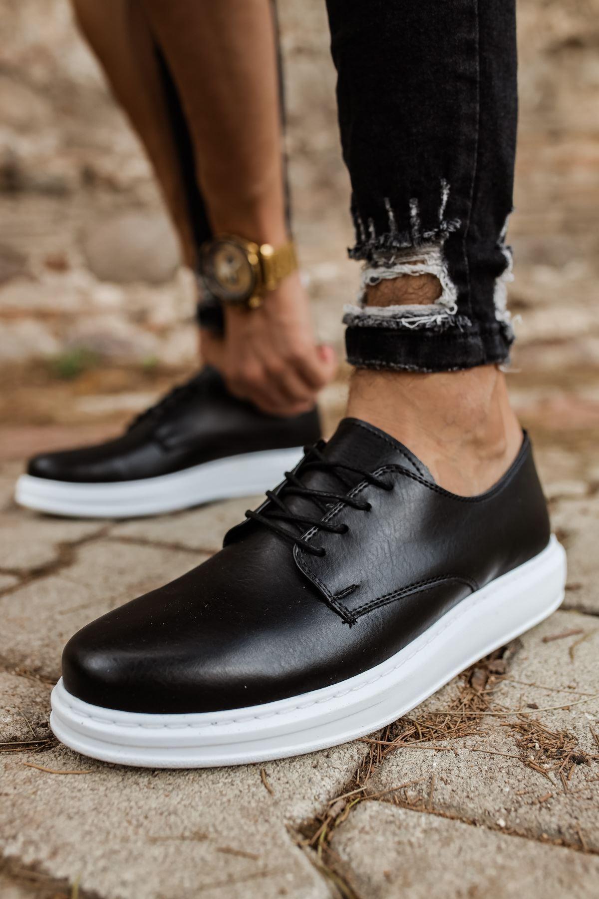 Chekich CH003 BT Erkek Ayakkabı SIYAH