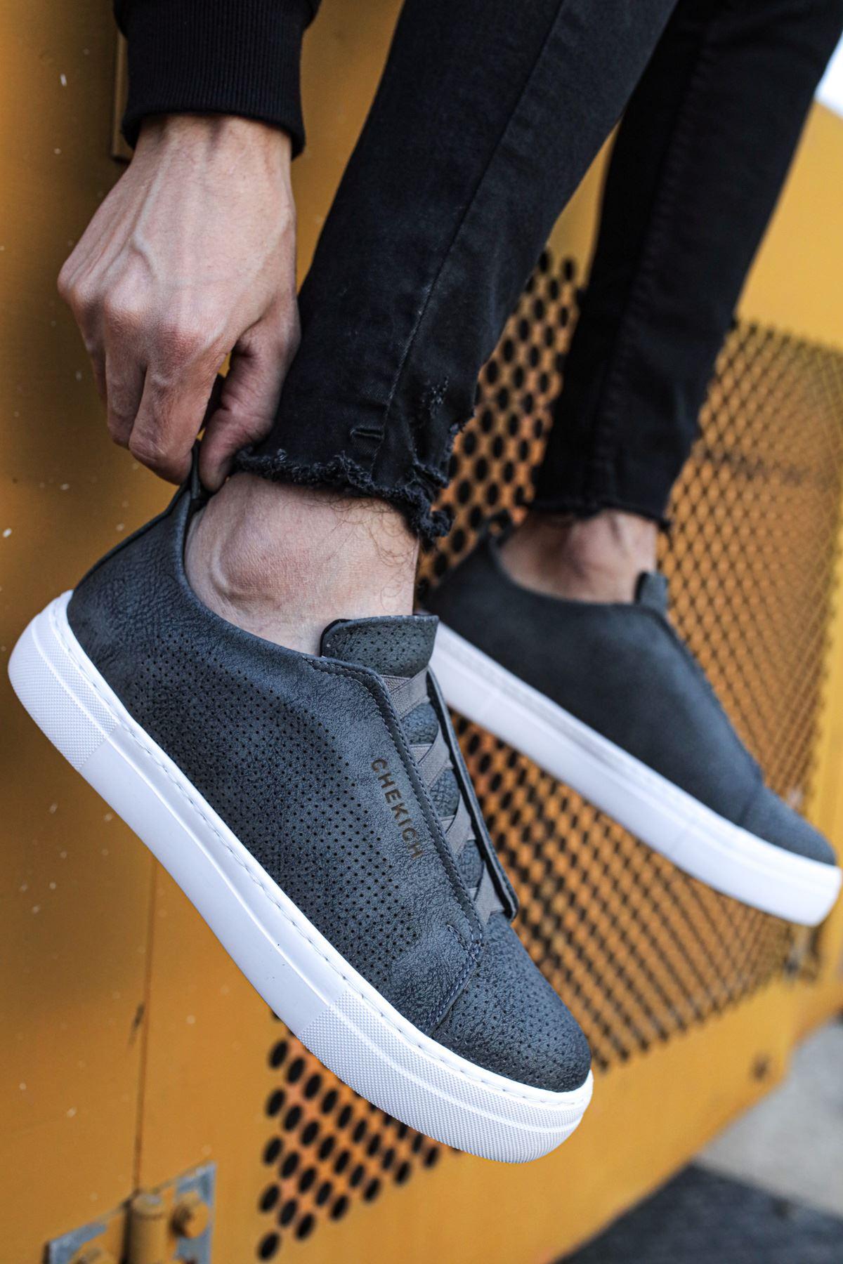 Chekich CH011 BT  Erkek Ayakkabı ANTRASIT