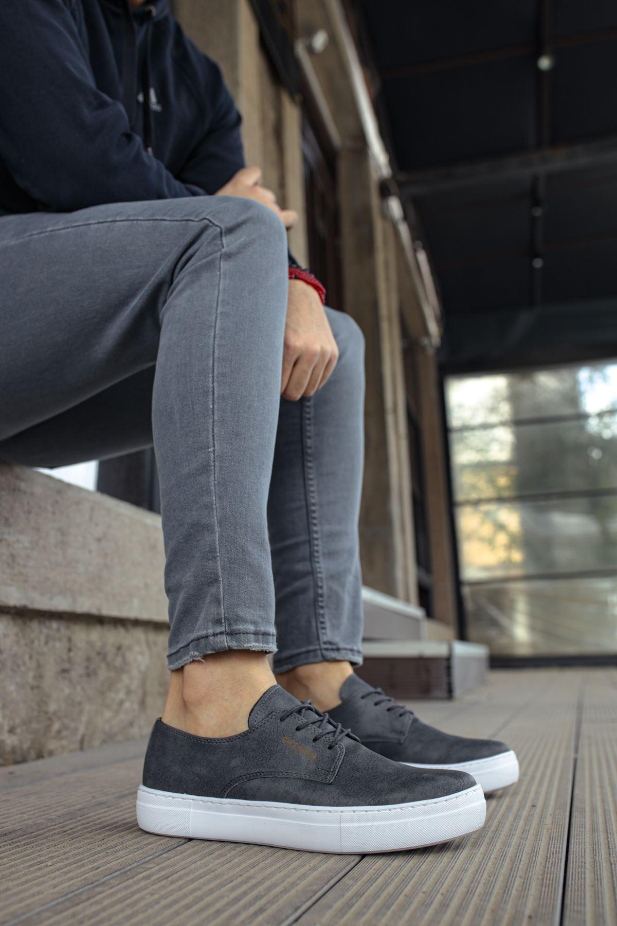 Chekich CH005 BT Erkek Ayakkabı ANTRASIT