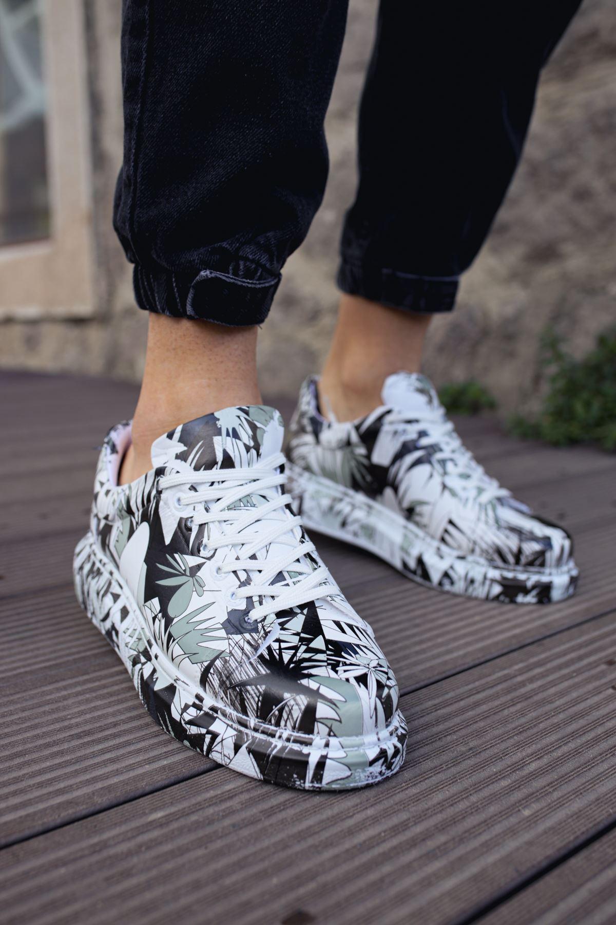 Chekich CH255 BT Erkek Ayakkabı SİYAH RENKLİ