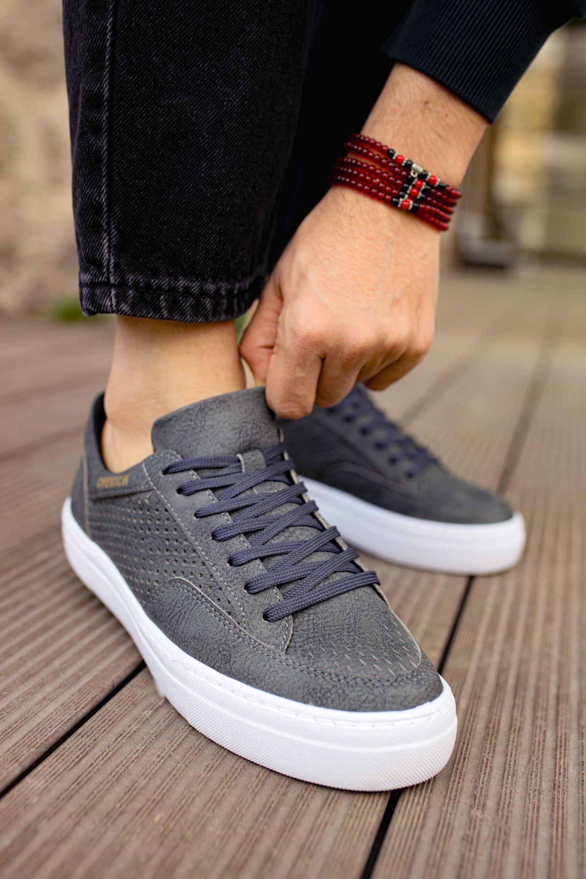 Chekich CH015 BT Erkek Ayakkabı ANTRASIT