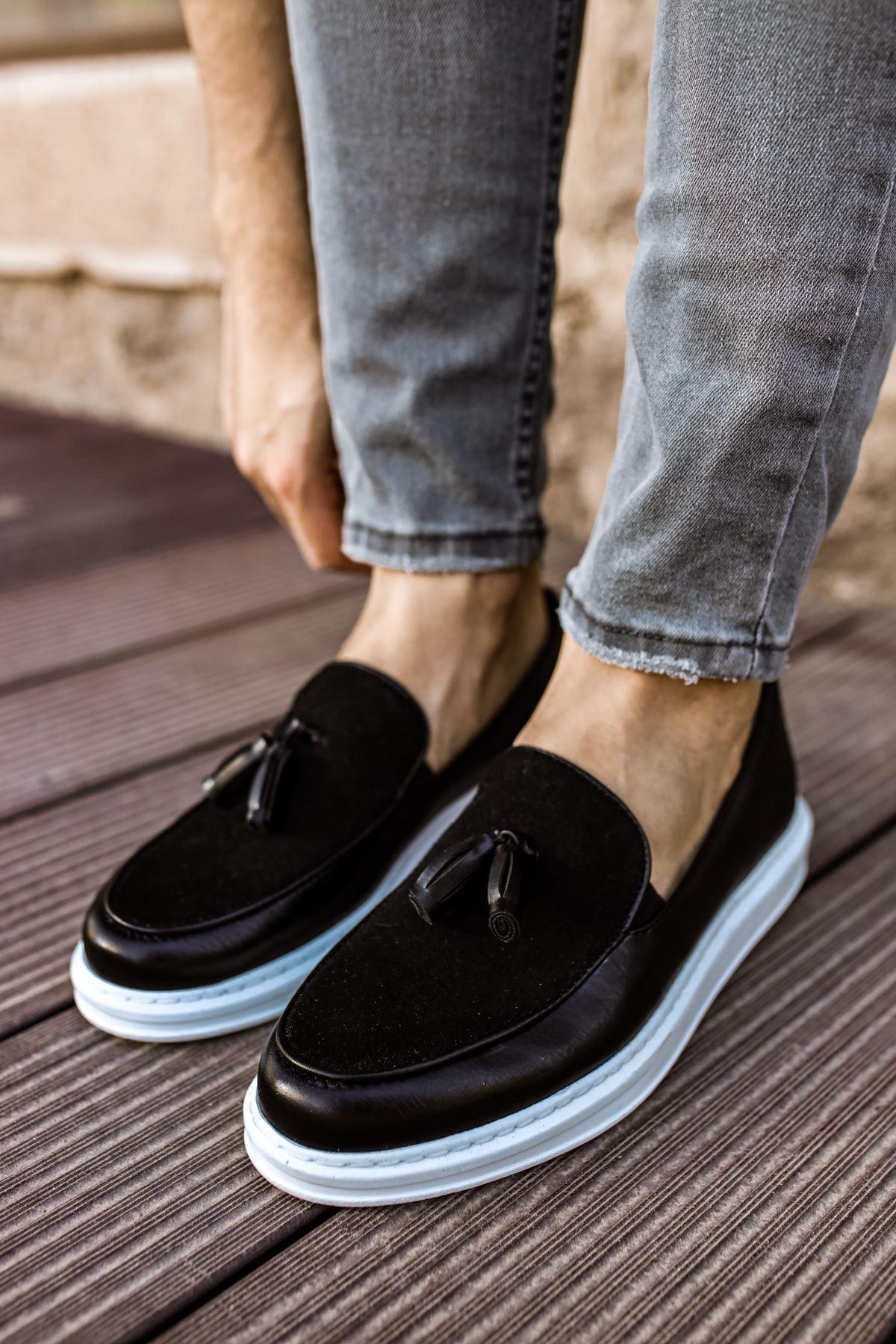 Chekich CH002 BT  Erkek Ayakkabı SIYAH