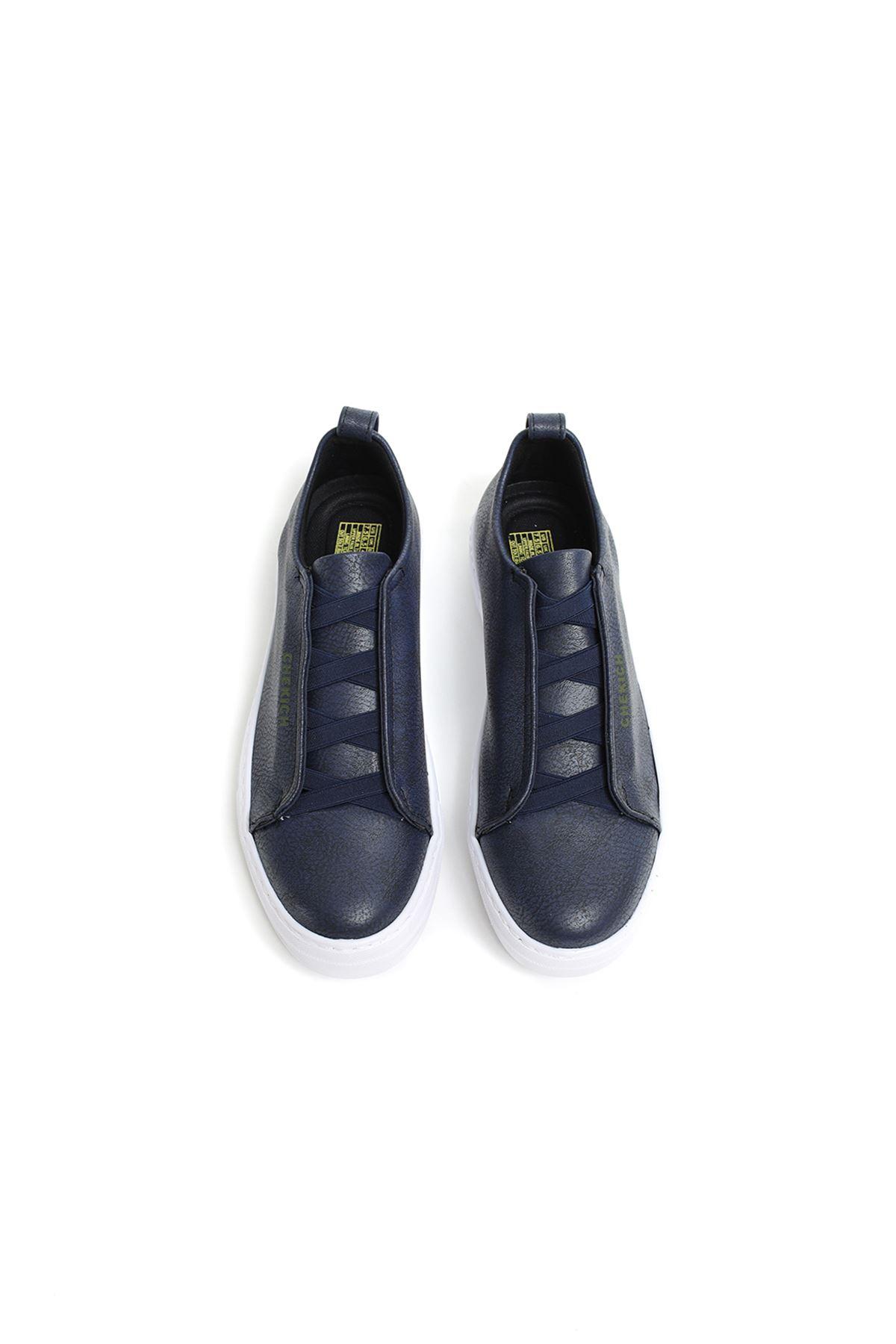 Chekich CH013 BT Erkek Ayakkabı LACIVERT