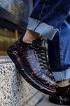 Chekich CH254 ST Erkek Ayakkabı 471 BEYAZ / KIRMIZI SPLUSH